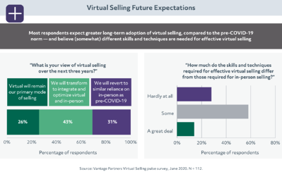 Virtual Selling Future Expectations